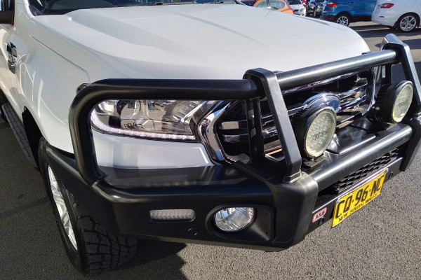 2018 MY19.00 Ford Ranger PX MKIII 2019.00MY XLT Utility Image 4