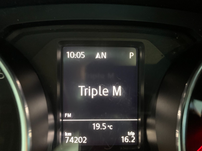 2015 Volkswagen Polo 6R MY15 GTI Hatchback Image 12