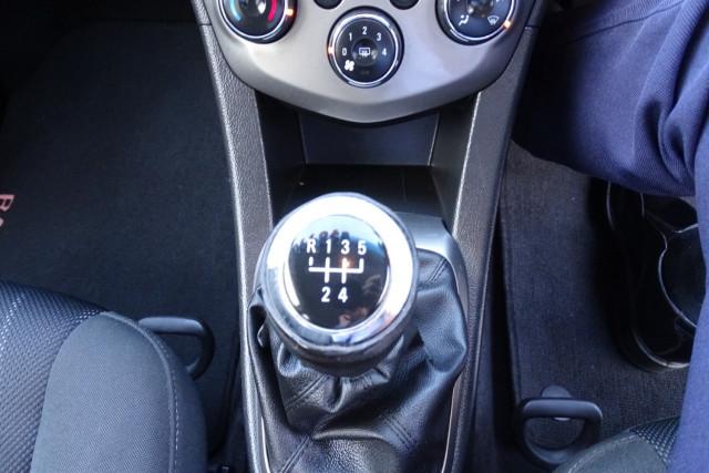 2012 Holden Barina CD Hatch 20 of 22