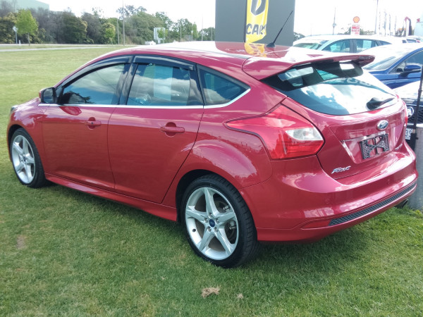 2014 Ford Focus LW MKII TITANIUM Hatch