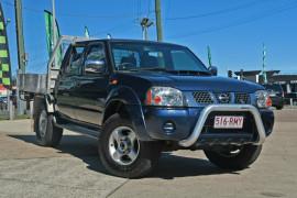 Nissan Navara ST-R D22 MY2009