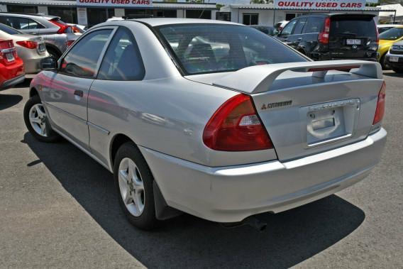 2003 MY02.5 Mitsubishi Lancer CE2 MY02.5 GLi Coupe