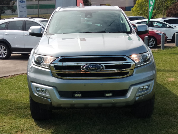 2016 Ford Everest UA TREND Suv