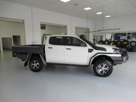 2016 Ford Ranger PX MKII XL Ute Image 5