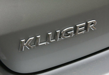 2017 Toyota Kluger GSU50R GX 2WD Wagon