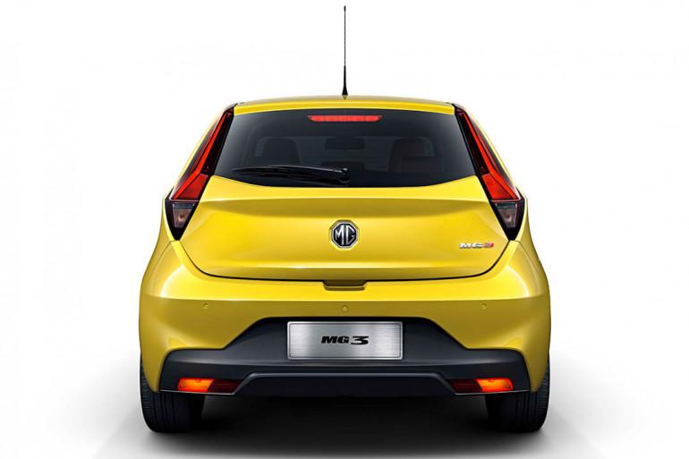 2020 MG MG3 SZP1 Core Hatchback Image 4