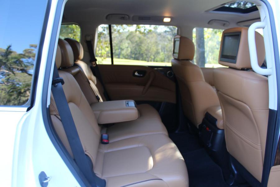 2020 Nissan Patrol Y62 Series 5 Ti-L Suv Image 16
