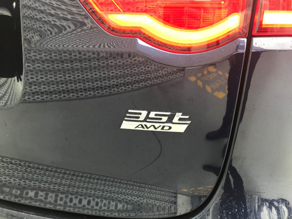 2016 MY17 Jaguar F-pace X761 MY17 35t Suv Image 5