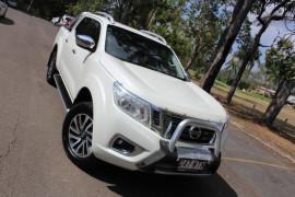 Nissan Navara Ute D2