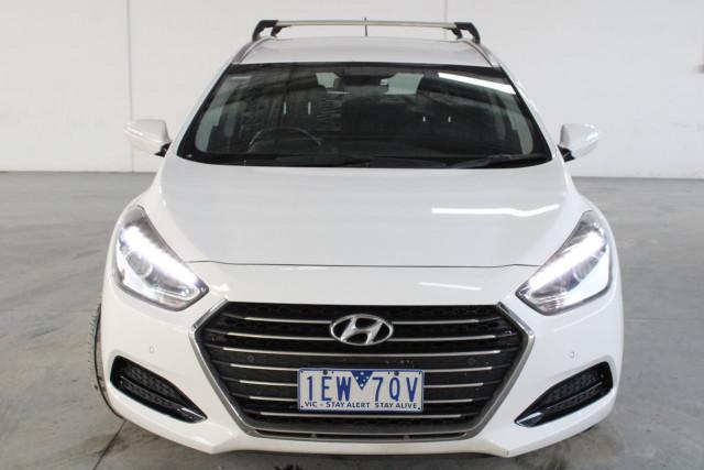 2015 Hyundai I40 Active