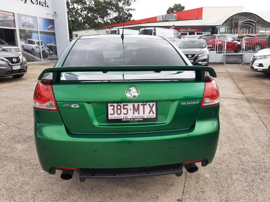 2010 Holden Commodore VE II SV6 Sedan Image 6