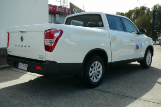 2019 MY20 SsangYong Musso XLV Ultimate Plus Dual cab utility