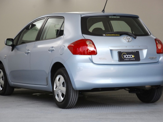 2008 Toyota Corolla ZRE152R Ascent Hatchback
