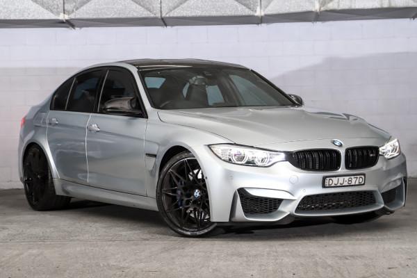 BMW M3 Competition F80 LCI