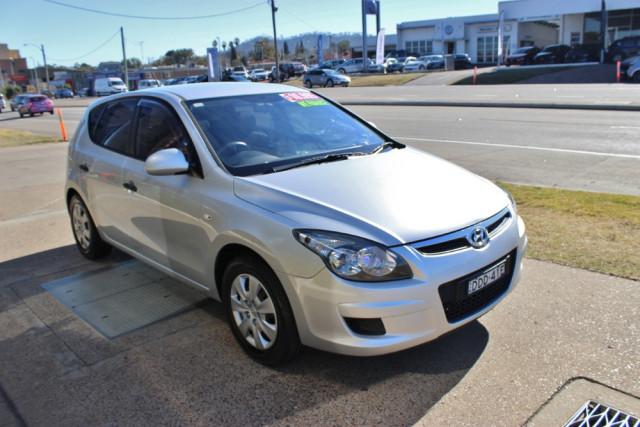 2011 Hyundai I30 FD  SX Hatchback Image 4