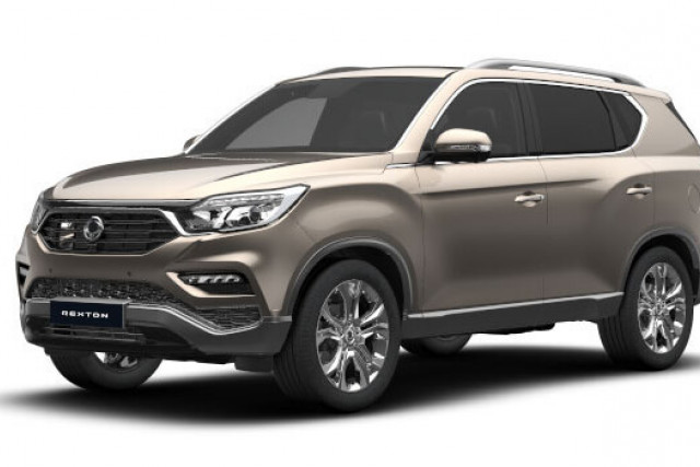 2018 SsangYong Rexton Ultimate