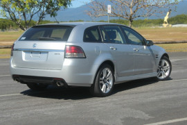 2008 Holden Commodore VE MY09 SV6 SPORTWAGON Wagon