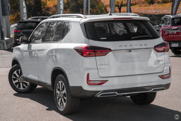 2021 SsangYong Rexton Y450 ELX Suv Image 4