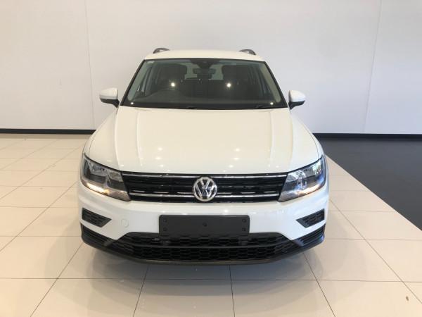2017 Volkswagen Tiguan 5N Turbo 110TSI Trendline Suv