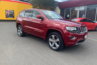 Jeep Grand Cherokee Limited WK MY17