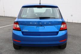 2020 Skoda Fabia NJ Hatch Hatchback