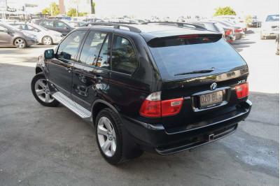 2005 BMW X5 E53 MY05 d Suv Image 5