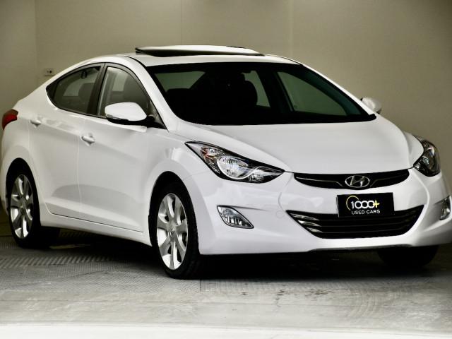 2012 Hyundai Elantra MD Premium Sedan