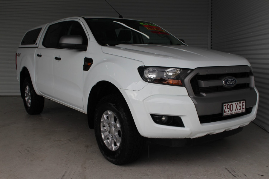 2017 Ford Ranger PX MkII 4x4 XLS Special Edition Double Cab Pickup 3.2L Utility Image 1