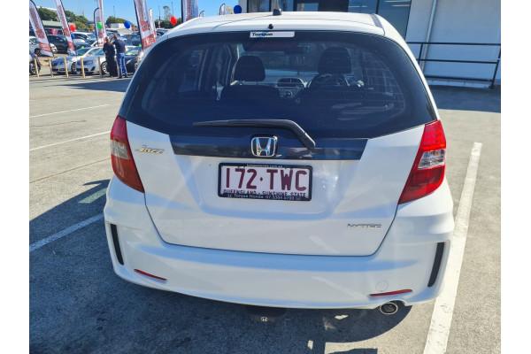 2011 Honda Jazz GE MY12 VTi Hatchback Image 4