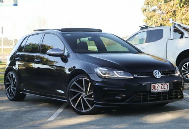 2019 MY19.5 Volkswagen Golf 7.5 MY19.5 R DSG 4MOTION Hatchback