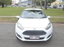 Ford Fiesta Hatchback WZ