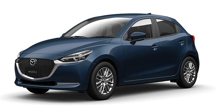 2019 MY20 Mazda 2 DJ Series G15 Evolve Hatchback