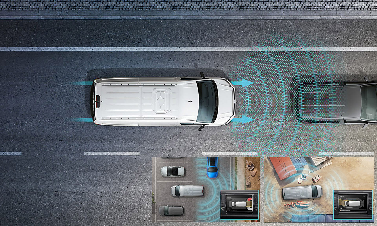 An extra set of eyes Driver assistance Image