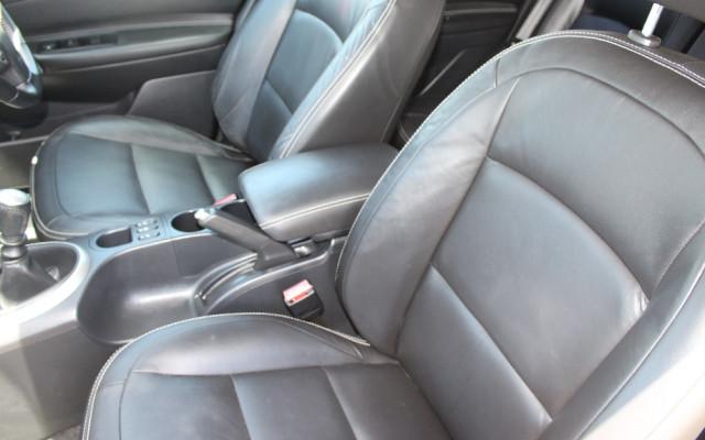 2010 Nissan DUALIS J10 SERIES II MY2010 TI Hatchback