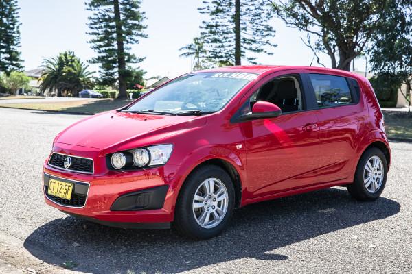2014 MY15 Holden Barina TM  CD Hatchback Image 5