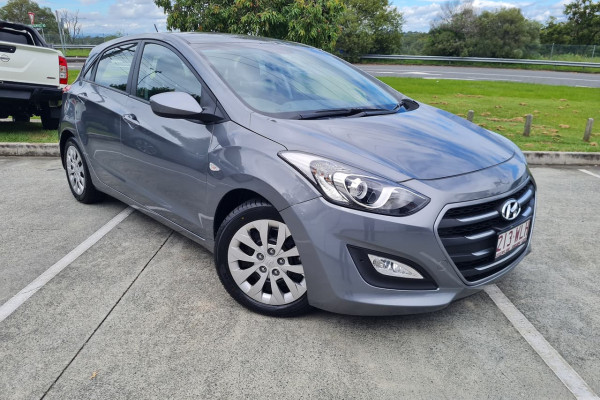 2016 Hyundai I30 GD4 Series II MY17 Active Hatchback