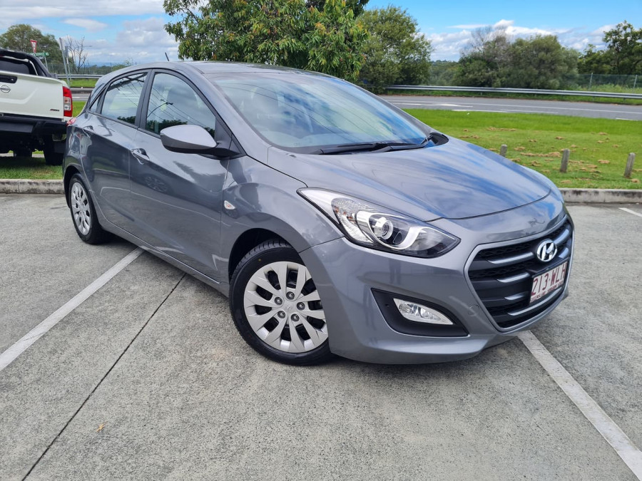 2016 Hyundai I30 GD4 Series II MY17 Active Hatchback Image 1