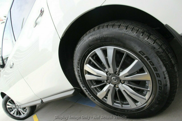 2020 MY19 Nissan Pathfinder R52 Series III ST Plus 2WD Suv