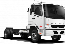Fuso FK62FHY1RFAC cab chassis Fighter