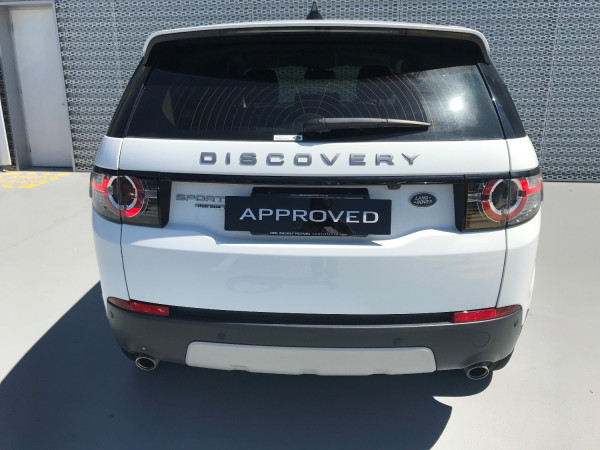 2017 MY18 Land Rover Discovery Sport L550 18MY SD4 Suv Image 5