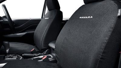 FRONT SEAT COVERS (NAVARA)