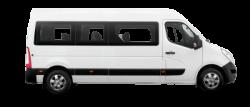 New Renault Master Bus