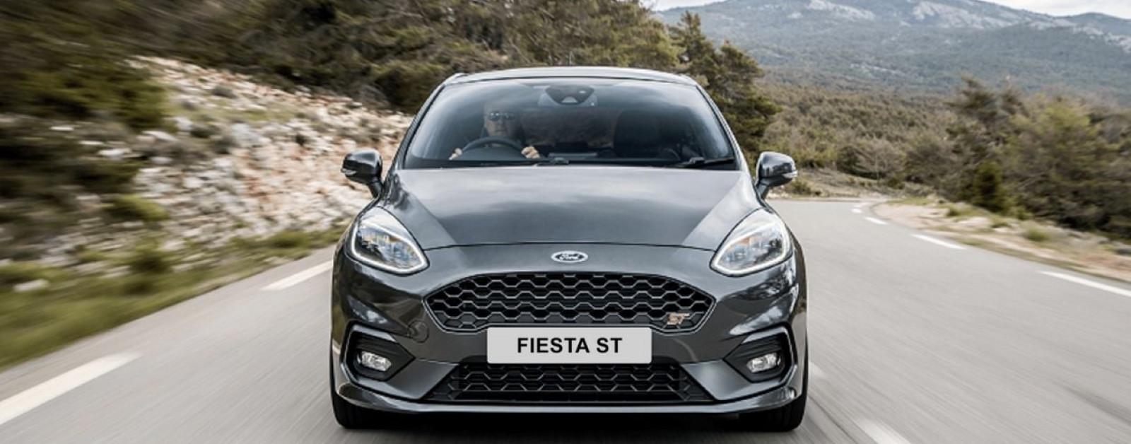 Fiesta ST