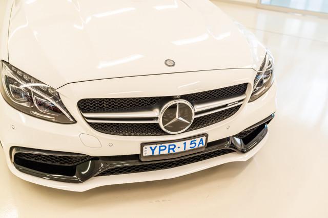 2016 MY07 Mercedes-Benz C-class W205  C63 AMG S Sedan Image 15