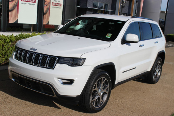 2019 MY20 Jeep Grand Cherokee WK Limited Suv Image 3