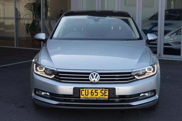 2015 MY16 Volkswagen Passat 3C (B8) MY16 140TDI Sedan Image 3