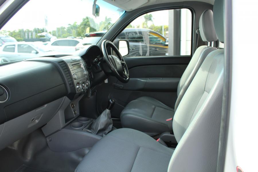 2009 Mazda BT-50 UNY0W4 DX Ute