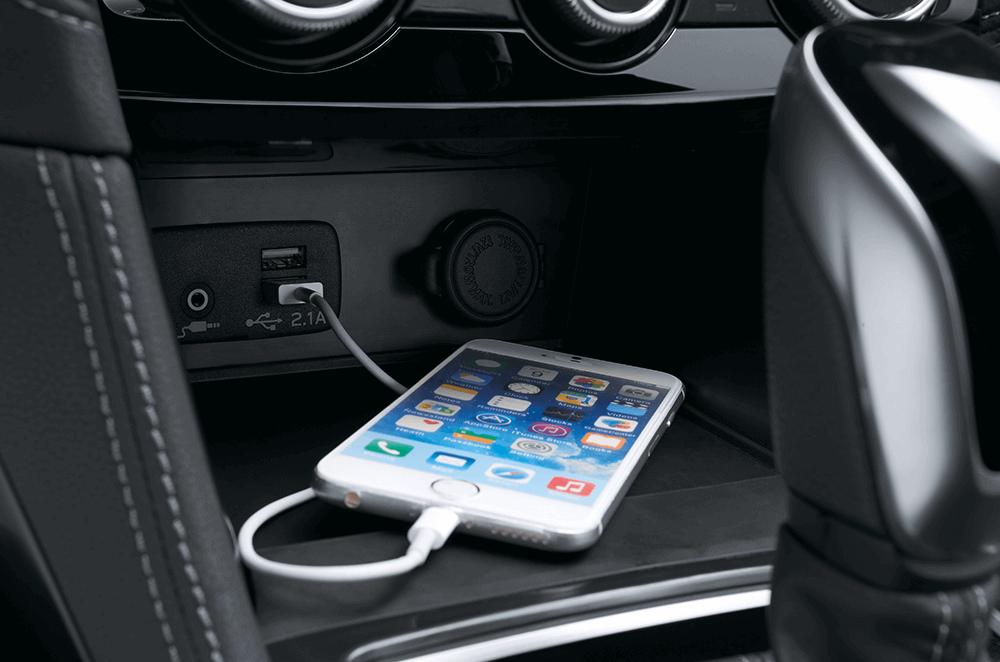 Impreza Smart Connectivity