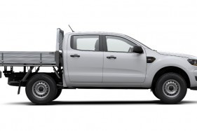 2019 Ford Ranger PX MkIII 4x4 XL Double Cab Chassis Image 3