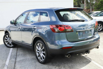 2014 Mazda CX-9 TB Series 5 Grand Touring Suv Image 2